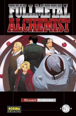 Fullmetal Alchemist (Rústica con sobrecubierta) #26