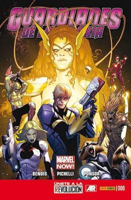 Guardianes de la Galaxia (2013-) (Grapa) #6