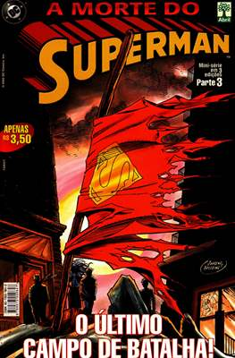A morte do Superman (Grampo. 52 pp) #3