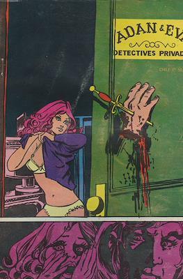 Adan & Eva. Detectives Privados #4