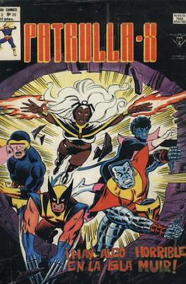 Patrulla-X Vol. 3 (1976-1980) (Rústica 40 pp) #35