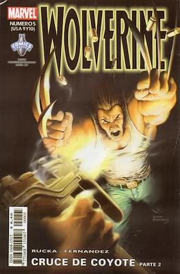 Wolverine (Grapa) #5