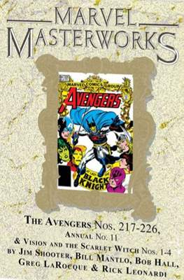 Marvel Masterworks #310