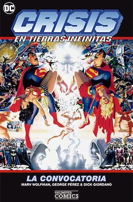 Crisis en Tierras Infinitas (Grapa) #1