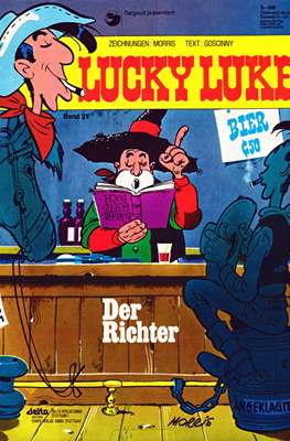 Lucky Luke (Softcover) #31