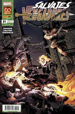 Salvajes Vengadores (2019-) (Grapa) #21