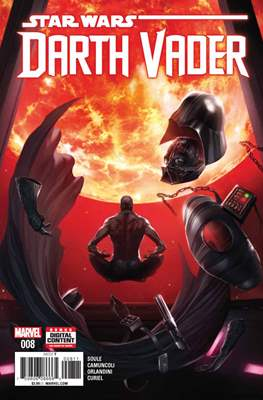 Star Wars: Darth Vader (2017) (Comic Book) #8