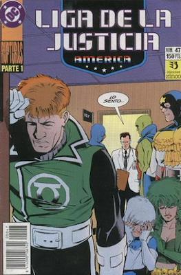 Liga de la Justicia / Liga de la Justicia internacional / Liga de la Justicia de America (1988-1992) (Grapa) #47