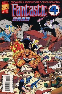 Fantastic Four 2099 (Comic Book) #3