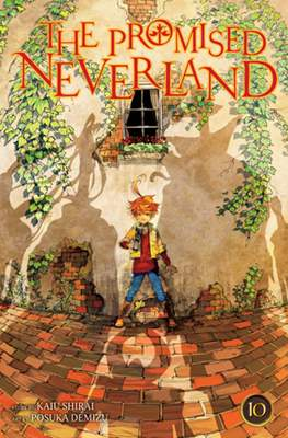 The Promised Neverland (Softcover) #10