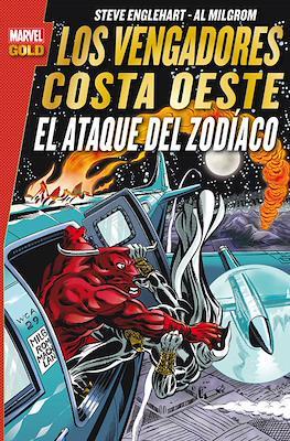 Los Vengadores Costa Oeste. Marvel Gold #5