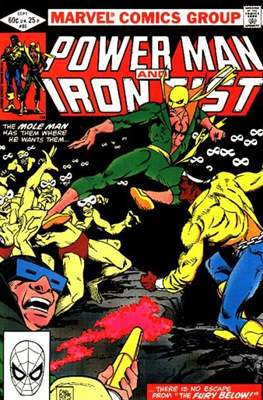 Hero for Hire / Power Man Vol 1 / Power Man and Iron Fist Vol 1 (Comic Book) #85