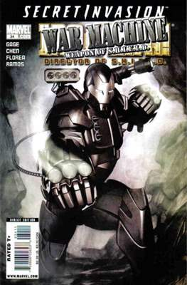 Iron Man Vol. 4 (2005-2009) (Comic Book) #34