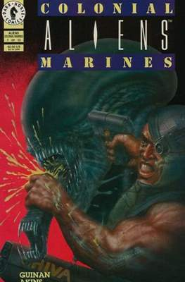 Aliens: Colonial Marines (Saddle-stitched. 1993) #7