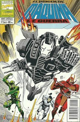 Máquina de Guerra: El origen (1994) #2