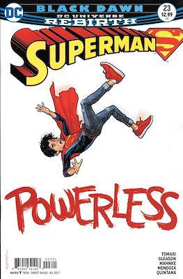 Superman Vol. 4 (2016-2018) (Comic Book) #23