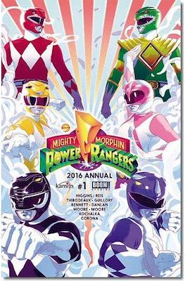 Power Rangers Annual #1 2016