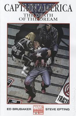 Captain America Vol. 5 (2005-2011 Variant Cover) (Comic Book) #25.1