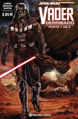 Star Wars. Vader derribado