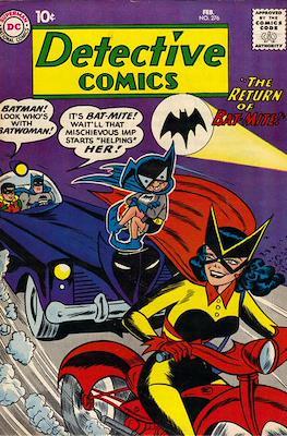 Detective Comics Vol. 1 (1937-2011; 2016-) (Comic Book) #276