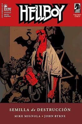 Hellboy (Rústica) #21