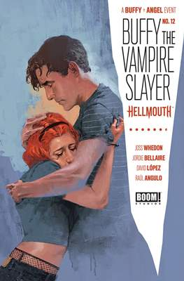 Buffy The Vampire Slayer (2019-) (Comic Book 32 pp) #12