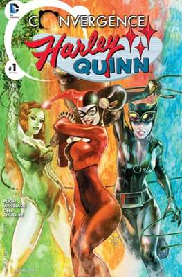 Convergence: Harley Quinn
