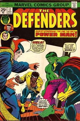The Defenders vol.1 (1972-1986) (Grapa, 32 págs.) #17