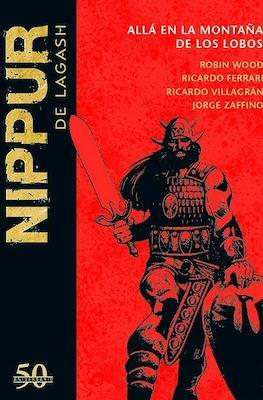 Nippur de Lagash. 50 Aniversario (Cartoné 90 pp, 21x29,5 cm) #24