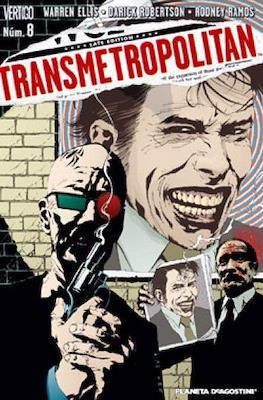 Transmetropolitan (Rústica 48-144 pp) #8