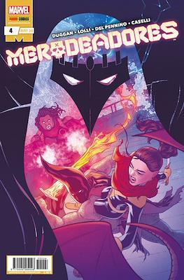 Merodeadores (2020-) #4
