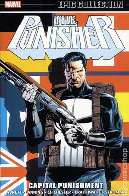The Punisher - Epic Collection (Softcover) #7
