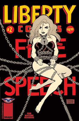 The CBLDF Presents: Liberty Comics (Variant Cover) (Comic Book) #2