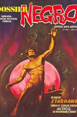 Dossier Negro (Rústica y grapa [1968 - 1988]) #142