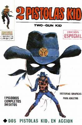 2 Pistolas Kid (Rústica) #1