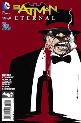 Batman Eternal (2014-2015) (Comic-Book) #14