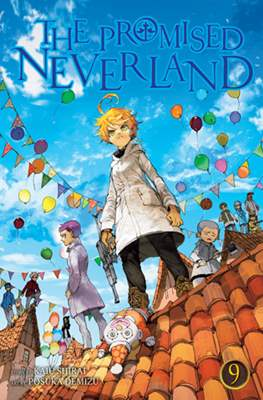 The Promised Neverland (Softcover) #9