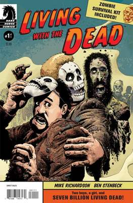 Living with the dead (Comic-book) #1