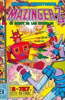 Nuevas aventuras de Mazinger-Z, el robot de las estrellas (Grapa) #23