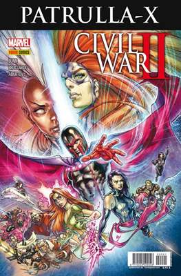 Civil War II: Crossover (Rústica 96pp.) #1