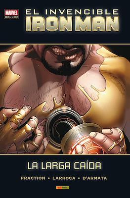 El Invencible Iron Man. Marvel Deluxe (Cartoné 208 pp) #7