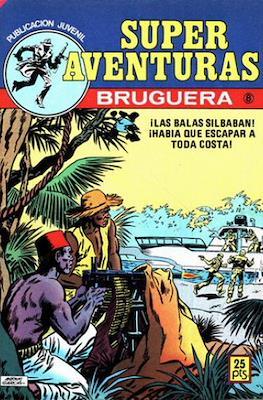 Super aventuras Bruguera #8