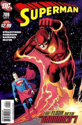Superman Vol. 1 / Adventures of Superman Vol. 1 (1939-2011) (Comic Book) #709