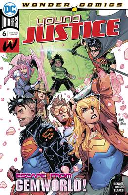 Young Justice (2019-) (Comic Book) #6