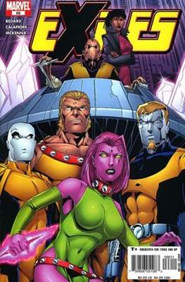 Exiles Vol 1 (Comic book) #66