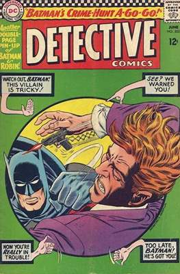 Detective Comics Vol. 1 (1937-2011; 2016-) (Comic Book) #352