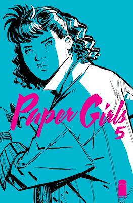 Paper Girls (Comic-book) #5