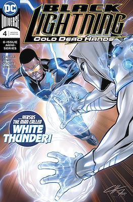 Black Lightning: Cold Dead Hands (Comic book) #4