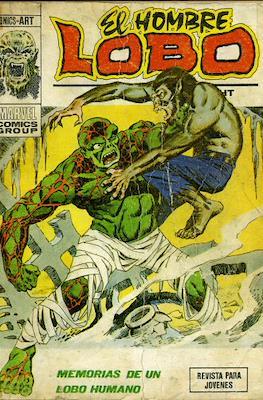 El Hombre Lobo (Rústica. 1973-1974) #8