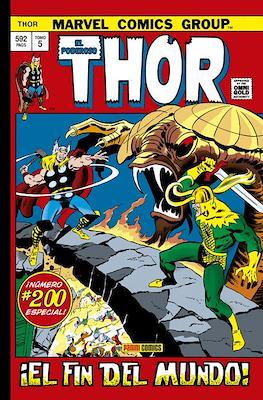 El Poderoso Thor. Marvel Gold (Omnigold) (Cartoné.) #5